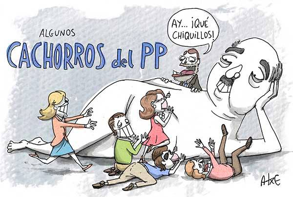 Cachorros del PP