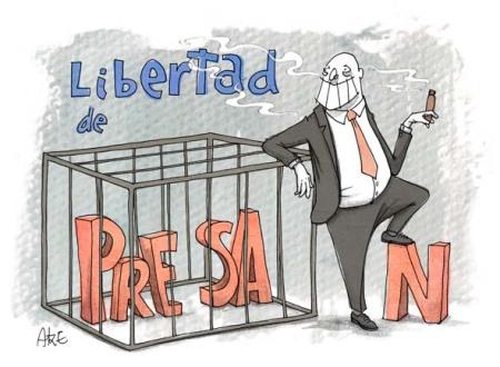 libertad de presa